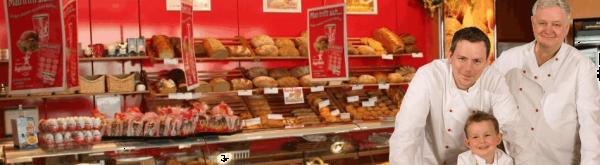 Bäckerei Agethen - Familienbild aus dem Jahr 2009.