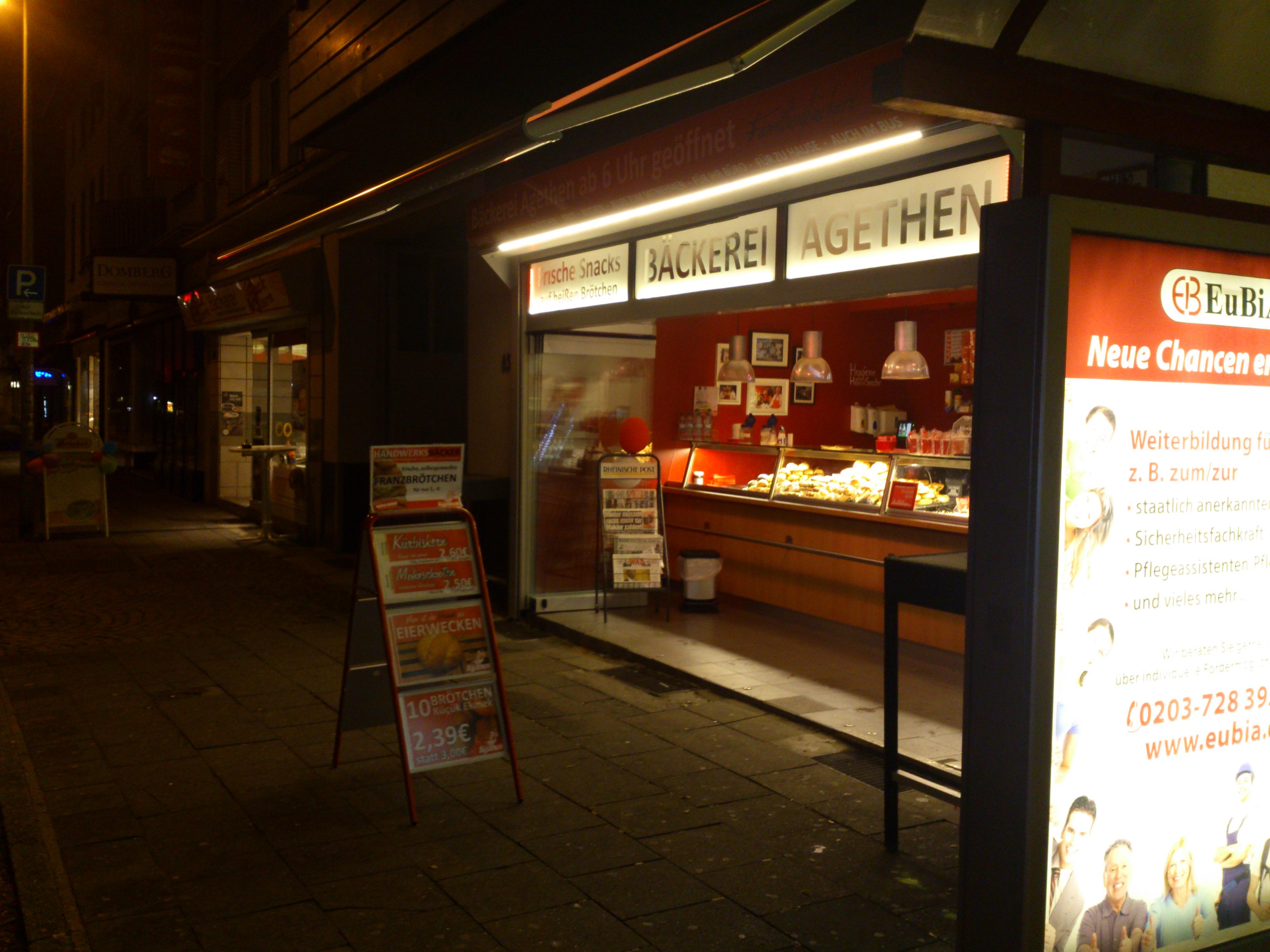 Bäckerei Agethen - Friedrich-Wilhelm-Straße 83