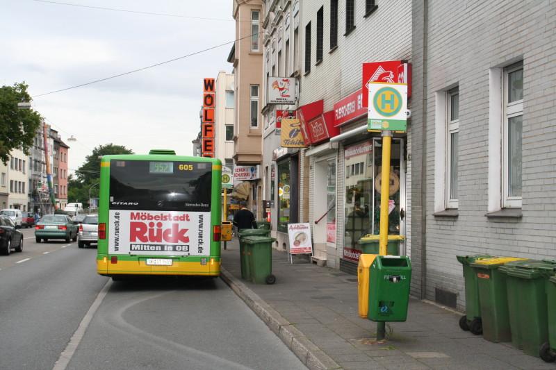 Mülheimer Straße 60, 46045 Oberhausen