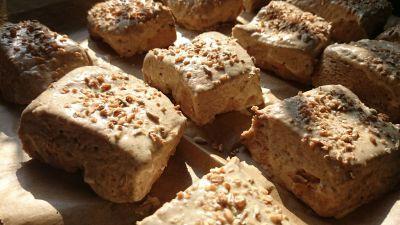 Vollkorn-Backwaren kommen nun zum ersten Mal bei unserer Bäckerei richtig in das Gespräch