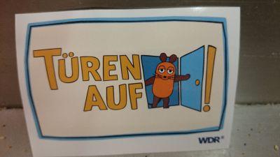 WDR.Maus 2014 – Nett war´s mit Euch!