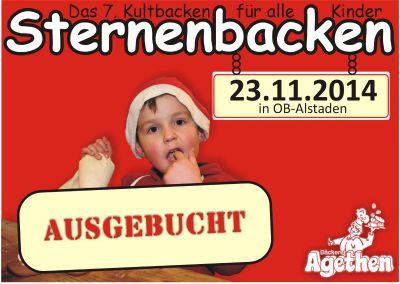 Sternebacken 2014 – Ausgebucht
