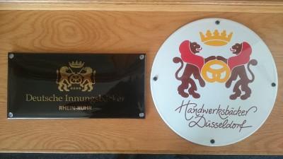 Düsseldorfer Handwerksbäcker vs Deutsche Innungsbäcker