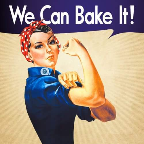 We can bake it