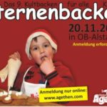 Agethens Sternebacken IX in 2016 *ANMELDESTART*