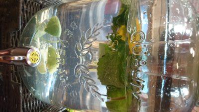 Erfrischend: Minze-Zitrone-Limette