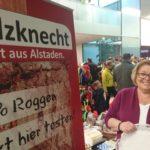 Agethen bei der Schulranzen-Messe der Stadtsparkasse Oberhausen